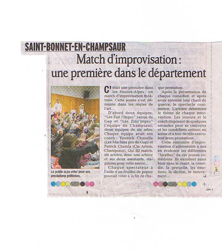 Match ado (juin 2011)