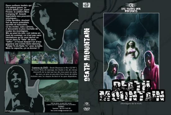 Jacquette DVD Death Mountain