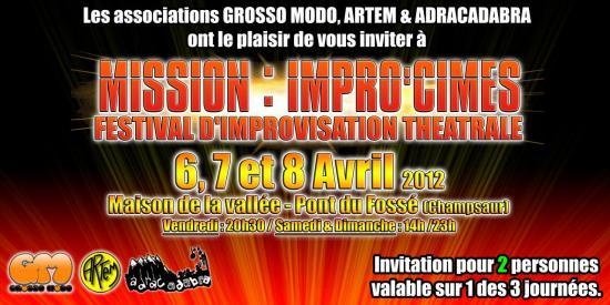 Invitations festival