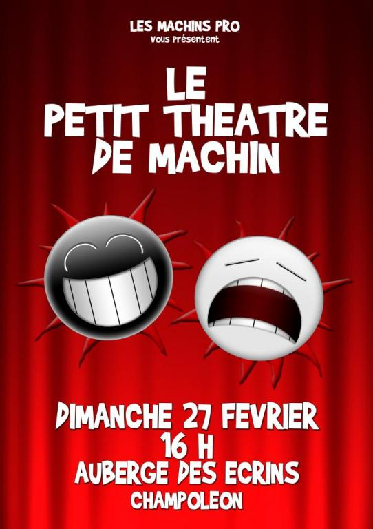 Le petit théâtre de Machin