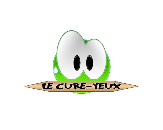 Le Cure-Yeux ancien logo