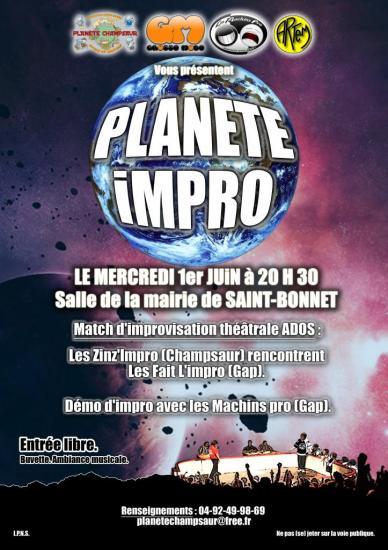 Planète impro