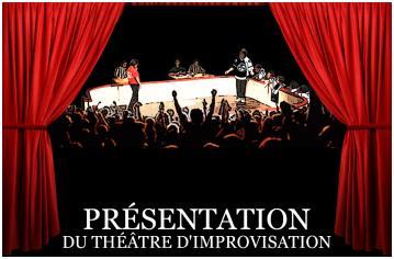 Vignettes presentation impro white