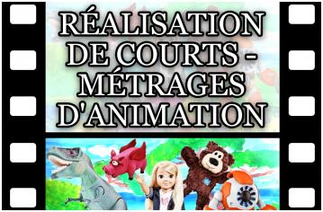 Vignettes stages court metrage animation white